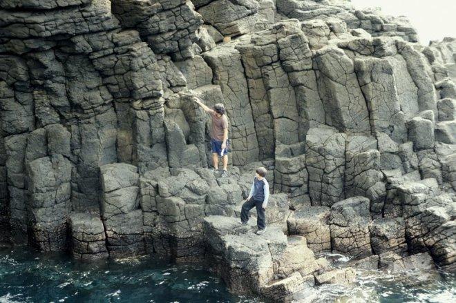 columnar rocks
