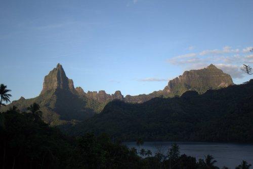 Opunohu Valley